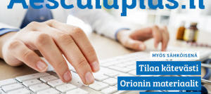 Orion –> Orionilta 2 mainosta 2019